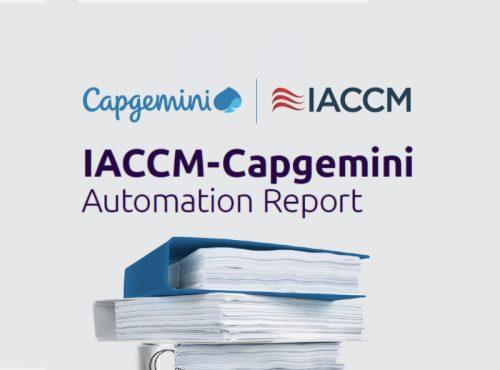 IACCM Capgemini Contract Automation Report