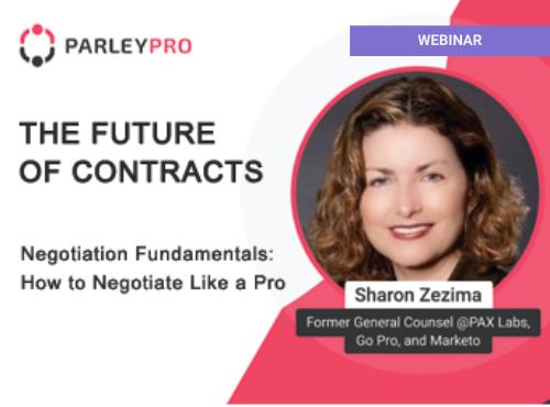 Negotiation Fundamentals with Sharon Zezima