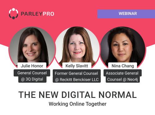 The New Digital Normal: Working Online Together
