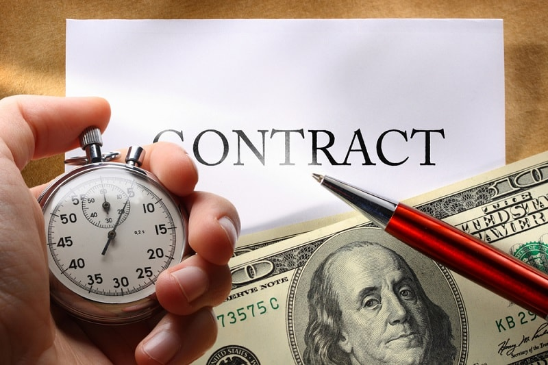Benefits of contract tracking software