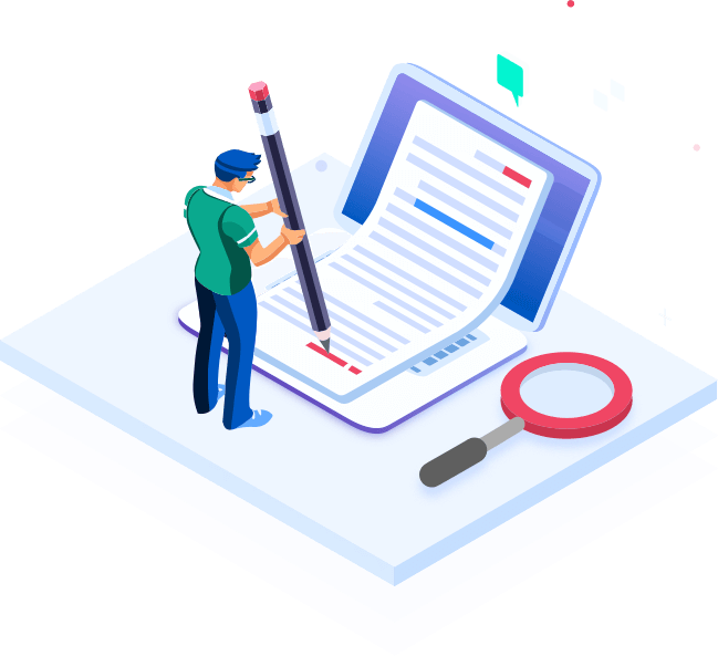 Contract signing illustration in contract lifecycle management