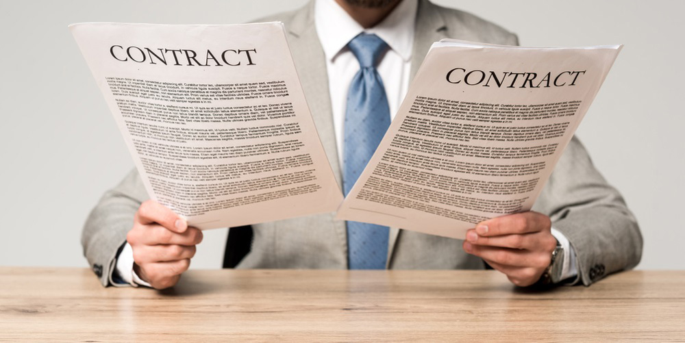 Main traps during contract management