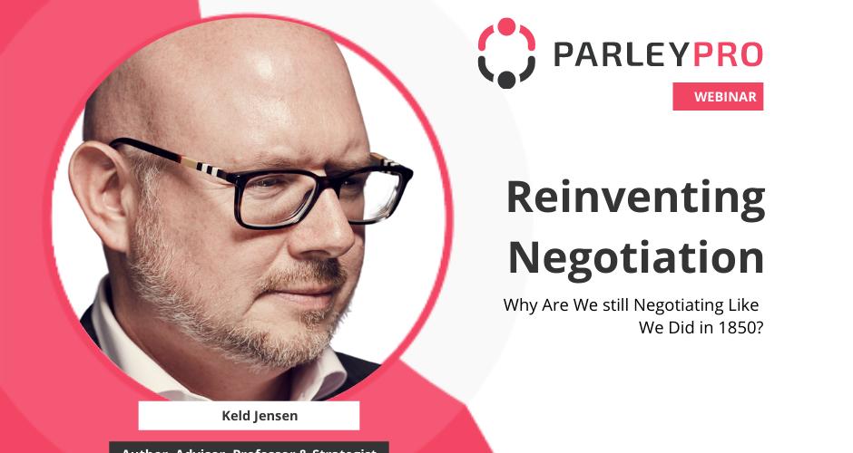 Keld Jensen Webinar Reinventing Negotiation