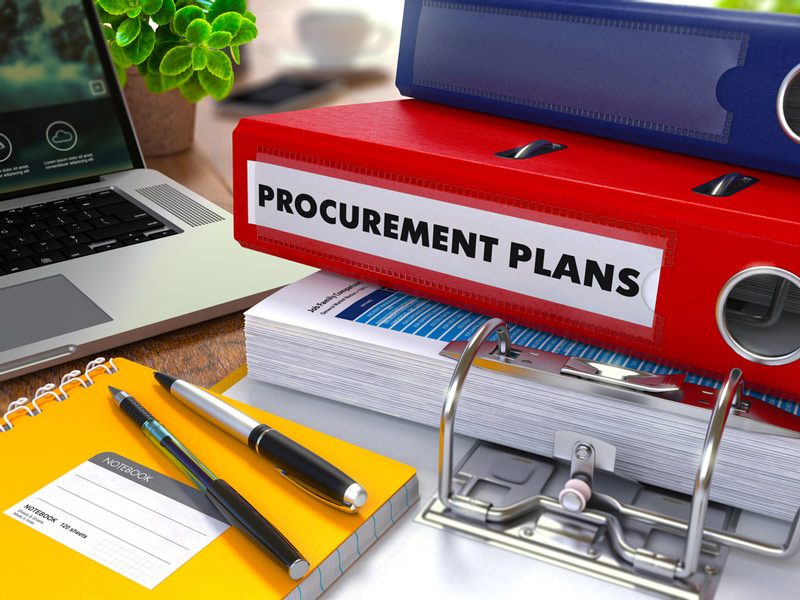 Automation in procurement process