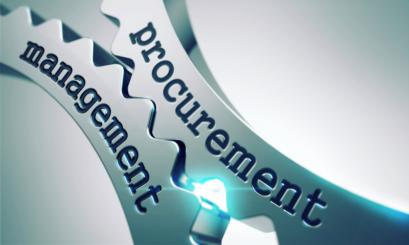 Impact of management on procurement efficiency
