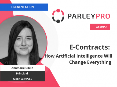 E-Contracts: How Artificial Intelligence Will Change Everything