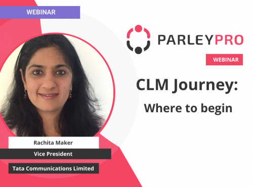 Contract Lifecycle Management (CLM) Journey: Where to Begin