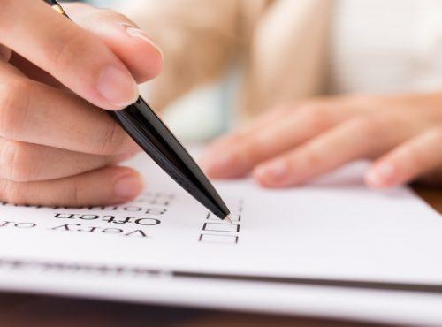Contract process checklist