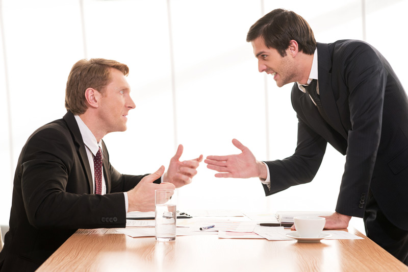 arguing about contract KPIs