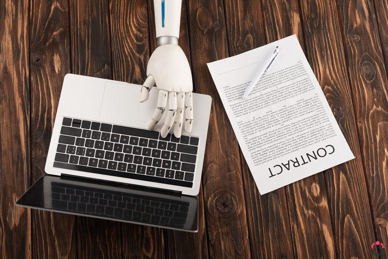 Artificial Intelligence in contract management