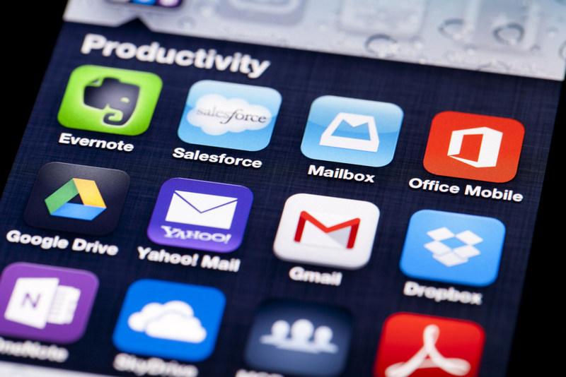 salesforce mobile icon