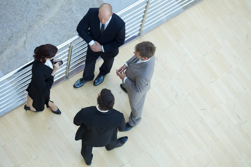 building trust relationships in business
