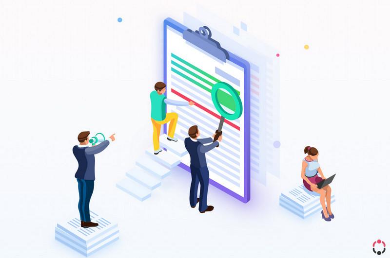 Online contract work