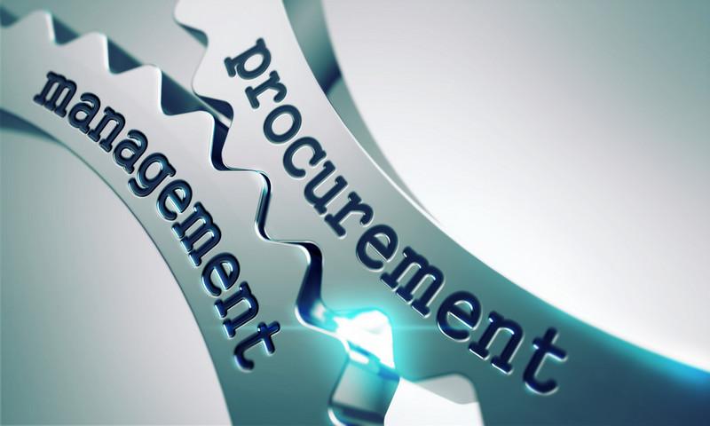 contract management in procurement components