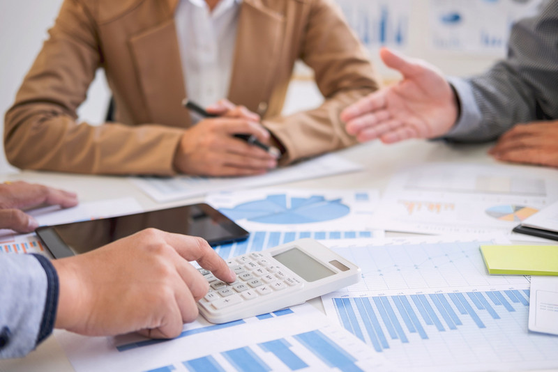 Procurement contract: work process