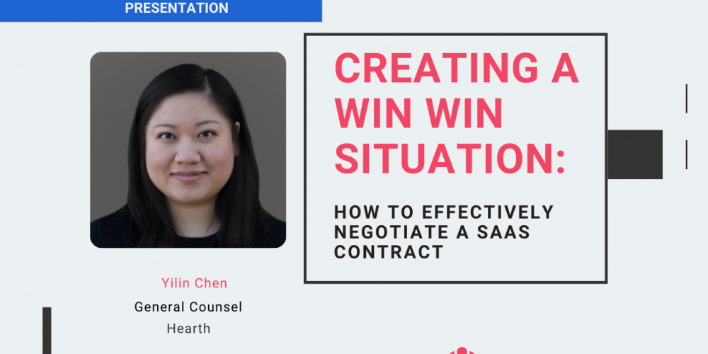 How to effectively negotiate a SaaS Contract