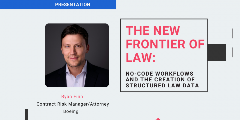 No-code Workflows and the Creation of Structured Law Data