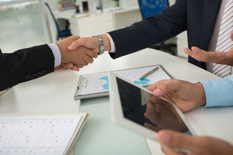 the negotiation process in business